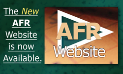 The new AFR website is now available