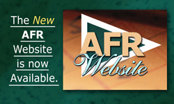 AFR Website Available