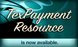 TexPayment Resource is now available.