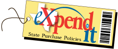 eXpendit - State Purchase Policies